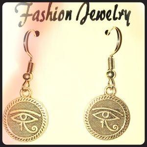 Eye of Horus Earrings 👁